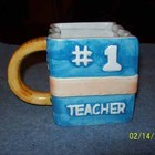 # 1 Teacher Pencil Holder