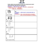 -ER  verbs Questions for pair work - French