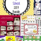 $ Saving Back 2 School 2013 Bundle:: 7 packets