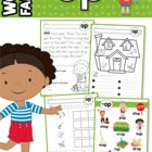 """-op"" Word Family Games-Activities-Worksheets"