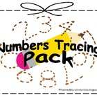 0-10 Number Tracing Pack