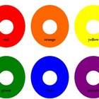 10 Little Doughnuts Identifying Colors Game - Math Countin
