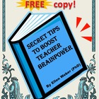 10 Secret Tips to Teacher Brainpower