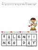 10 Valentine's Day Math and Literacy Thematic Activities G