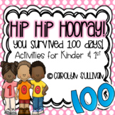 100 Days Smarter- 100th Day of School Unit