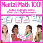 Mental Math 100! Adding and Subtracting 100