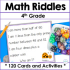 100 Riddles for the Hundred Chart ~ 4th and 5th Grade
