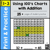 100's Chart Activity Packet