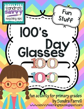 100's Day Glasses