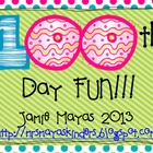 100th Day Fun! {A mini unit}
