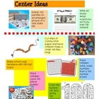 100th Day of School Center Ideas