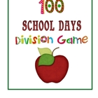 100th Day of School Division Game