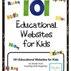 101 Educational Websites for Kids