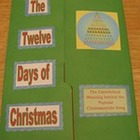 12 Days of Christmas Catholic Lapbook