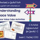 12 Place Value Cube Activities! & How to Make Them