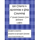 120 Chart & Activities:First Grade Math Common Core 1.NBT1