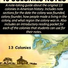 American History 13 Colonies Notes