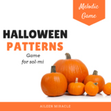 Halloween Patterns {Sol-Mi}