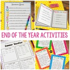 15 End of the Year Activities