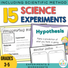 15 Great Science Experiments for Elementary Classrooms