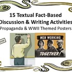 15 Textual Fact-Based Discussion & Writing Activities