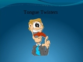 15 Tongue Twisters Powerpoint
