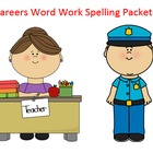 15 words related to Careers-20 activities of NO PREP word