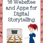 16 Websites & Apps for Digital Storytelling Projects (A St
