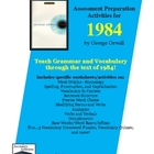 1984 (Nineteen Eighty-Four) Vocabulary and Grammar Activit