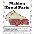 1.G.3 First Grade Common Core Worksheets, Activity, and Poster