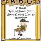 Reading Street 2008 1st Grade Differentiated Spelling Home