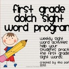 1st Grade Dolch Sight Word Program