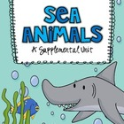 1st Grade Journeys-Sea Animals {Unit 3, Lesson 11}