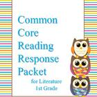 1st Grade Reading Assessments for Common Core OWL Designs