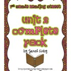 1st Grade Reading Street - Unit 2 Complete Pack