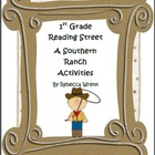 First Grade Reading Street  A Southern Ranch Literacy Activities