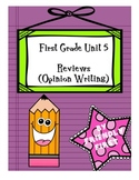 1st Grade Reading Unit 5 Charts and Lessons
