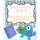 1st Grade Reading Unit 7 Charts and Lessons