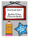 1st Grade Writing Unit 7 Charts and Lessons
