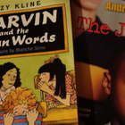 2 Books: Marvin and the Mean Words & The Jacket: Topics on