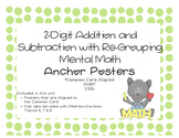 2-Digit Addition and Subtraction with Regrouping and Menta