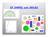 2-dimensional Shapes and Angles