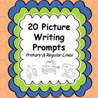 20 Picture Writing Prompts