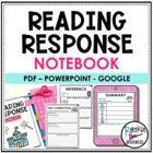 20 Reading Response Printables Aligned to Common Core 3-5