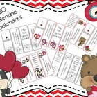 20 Valentine Bookmarks