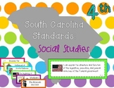 2011 South Carolina Social Studies Standards for Fourth Gr