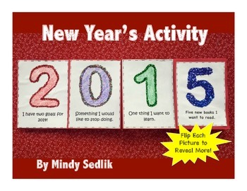 2015 New Year's Resolutions Art