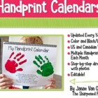 2014 Handprint Calendars and Poems