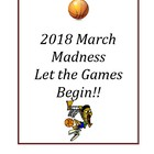 2014 March Madness Packet: Let the Games Begin