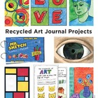 2014 Recycle Art Journal Project